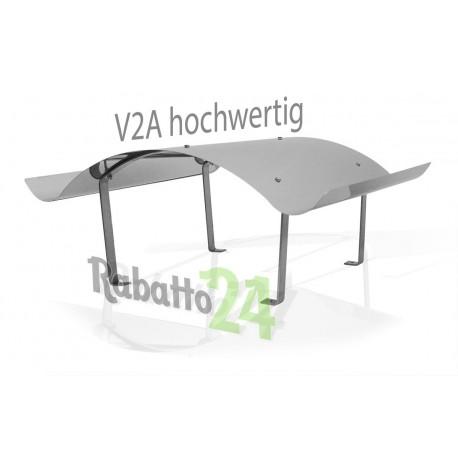 Schornsteinabdeckung Kaminhaube V2A 1.4301